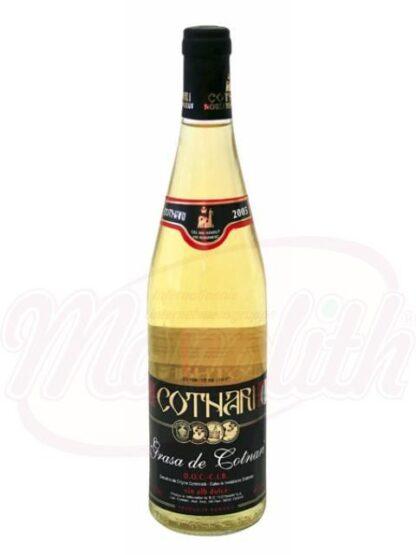 """Kwaliteitswijn """"Grasa de Cotnari"""" zwart. Lab. 0.75 L"""
