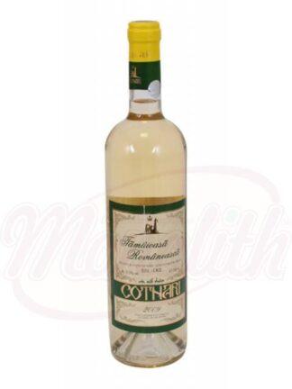 "Kwaliteitswijn ""Cotnari Tamaioasa Romaneasca"" zoet 0.75 L"