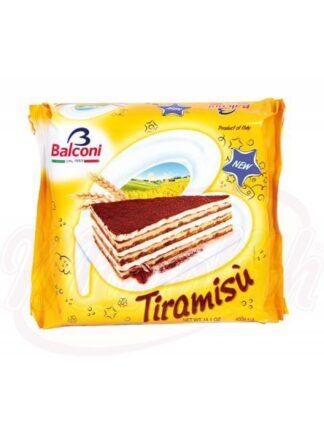 """Taart met crème """"Tiramisu"""""""