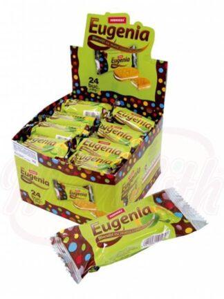 """Dubbele koeken """"Eugenia"""" met citroensmaak 36 g"""