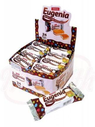 """Dubbele koeken """"Eugenia"""" met vanillesmaak 36 g"""