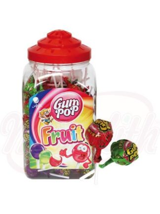 Chupa Chups fruit met kauwgom