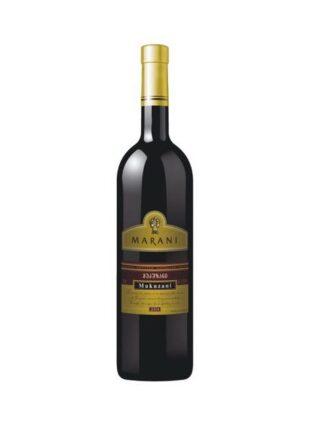 """Wijn """"Mukuzani"""", rood, droog"""