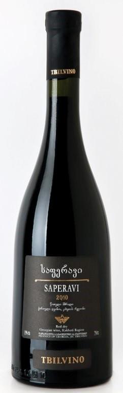 """Wijn """"Saperavi"""", rood droog."""
