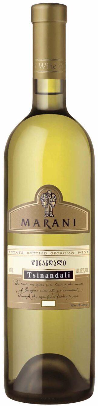 "Wijn ""Tsinandali"", wit droog"