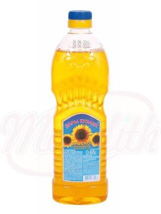 """Geraffineerde zonnebloemolie, """"Kuban Gifts"""""""