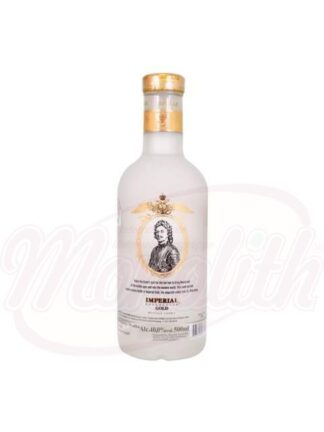"""Vodka 'Imperial Gold Collection """""""