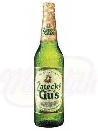"Bier ""Zatecky Gus"""