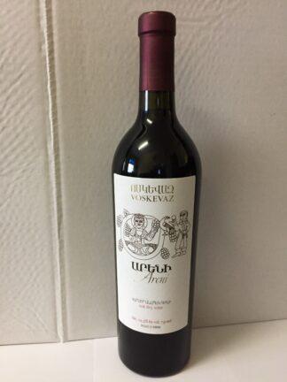 """Armeense wijn """"Areni"""""""