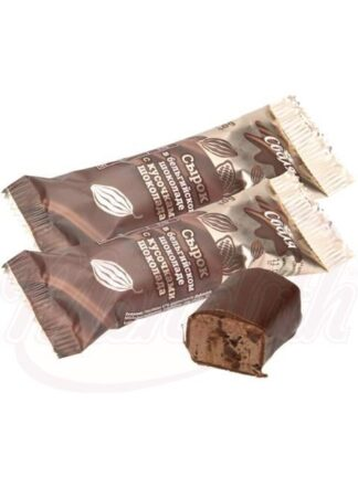 Kwarkreep met chocolade