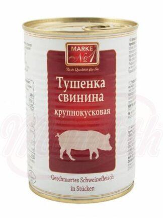 Hutspot van varkensvlees