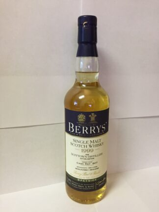 Whisky Dufftown 1999 Berry's Own Selection