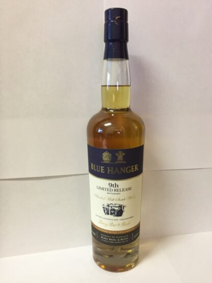 Whisky Blue Hanger - 9th Release