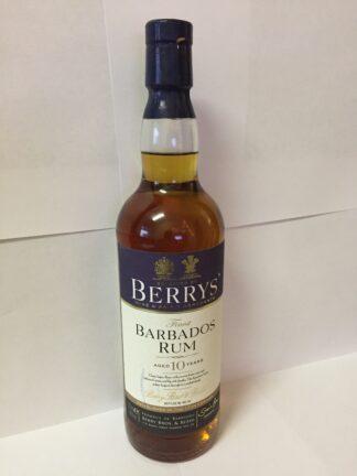 Barbados Rum 10 y.o.