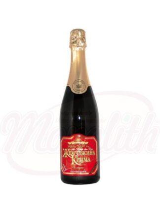 Krimsekt rood, zoet champagne 0,75 L
