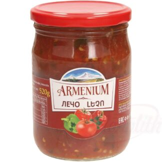 """Tomatenbereiding met paprika """"Letscho"""", 520 g"""