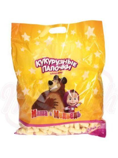 "Кукурузные палочки ""Маша и Медведь"" 160 g"