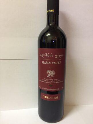 """Georgische rode wijn """"Alazani Valley"""", 0.75 L"""