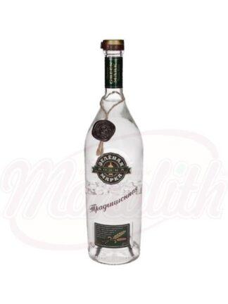 "Vodka ""Green Mark Traditional"" 05 L"