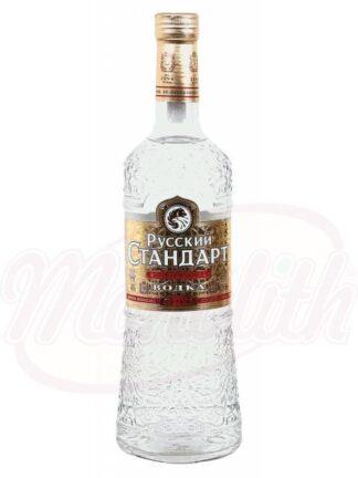 """Vodka """"Russian Standard Gold"""" 0.5 L"""