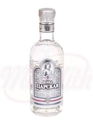 """Vodka """"Zarskaja Originalnaja"""" 0.5 L"""
