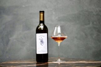 Rkatsiteli Napheri, Qvevri, Amber droge wijn 2019