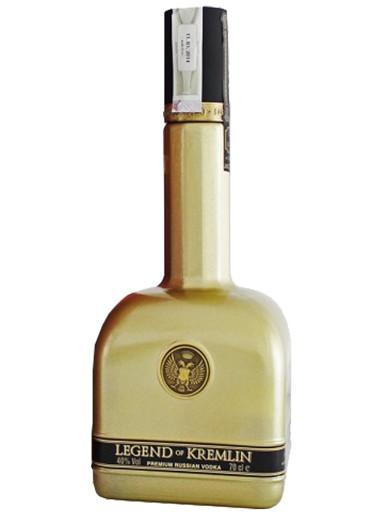 Vodka Legend of Kremlin gold 0,7 L