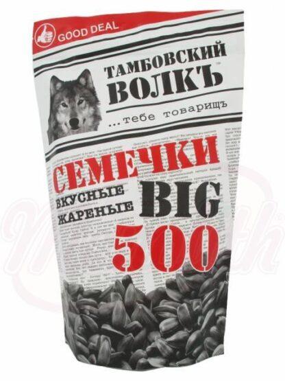 """Geroosterde zonnebloempitten """" Tambov Volk"""" 500 g"""