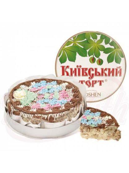 "Taart "" Kievskiy Roshen"" 450 g"