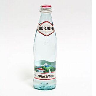Mineraalwater Borjomi 0,5 l