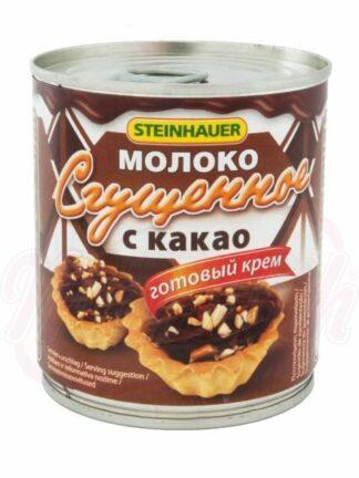 Gecondenseerde melk met cacao 397 gr