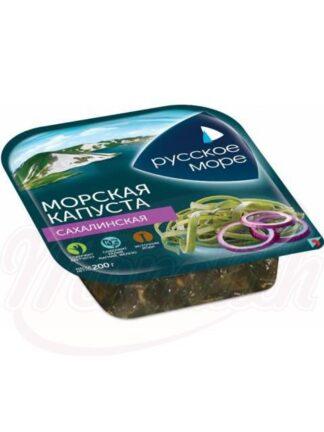 """Zeewier salade """" Sachalinskaja """" 200 g"""
