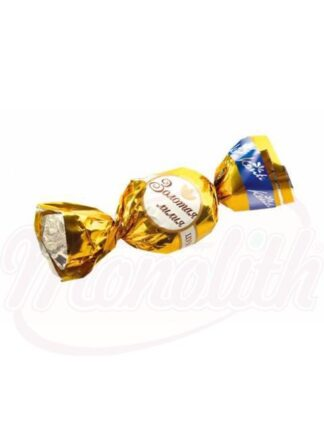 """Candy in chocolade glazuur """"Golden Lily"""""""