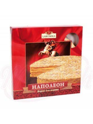 """Korzh voor cake """"Napoleon"""" 400 g"""