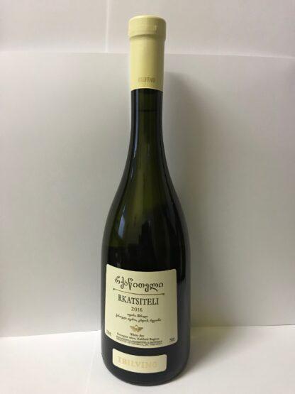 Rkatsiteli witte, droge wijn