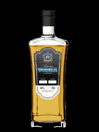 """Premium Vodka """"Amsterdamse Ketels""""0,7L"""