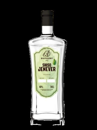 "Shiso Jenever ""Amsterdamse Ketels "" 0,7 L"