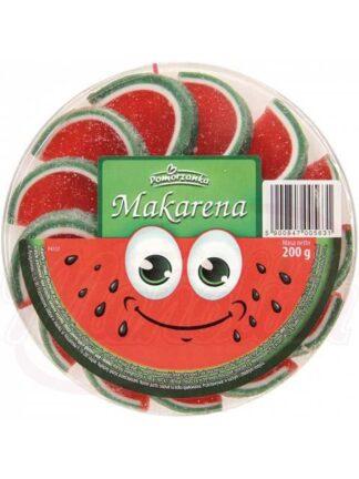 "Marmelade met watermeloensmaak ""Makarena Wassermelone"" 200 g"