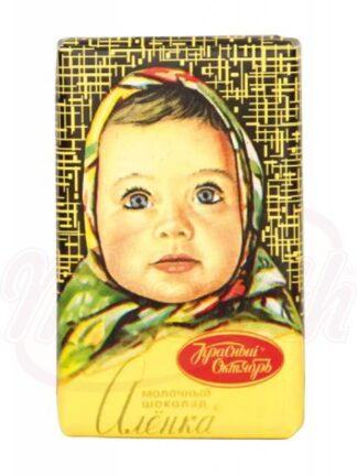 Melkchocolade Aljonka 15 g