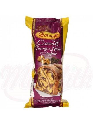Gebak met rozijnen en noten, 400 g