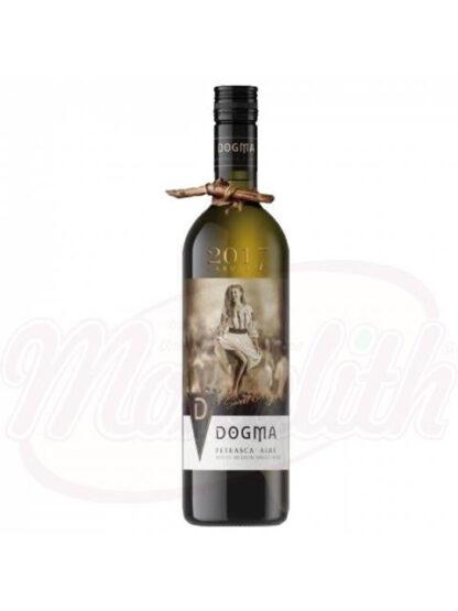 """Rode halfdroge wijn """"Feteasca Neagra"""" uit Moldavië 12,5% alc., 0,75 L"""