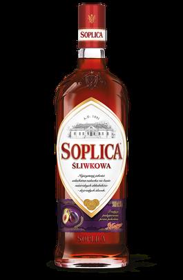 Vodka Soplica pruim, 0,5 l, 30% alk