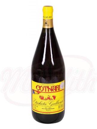"""Rode wijn """"Eticheta Galbena"""" halfdroog 11% alc., 1,5 L"""