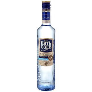 Vodka vife Likes Premium, 0,5 L