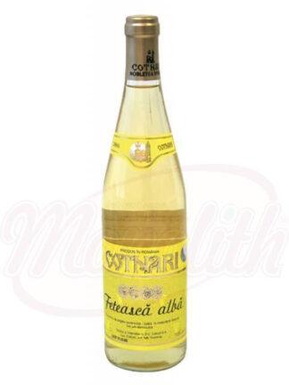 """Kwaliteitswijn """"Cotnari Feteasca Alba"""" zoet, 0,75 L"""