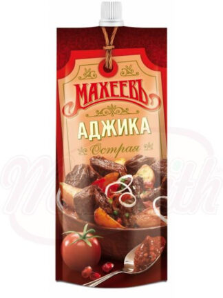 "Kruidensaus ""Adzhika"" , pittig 127 ml"