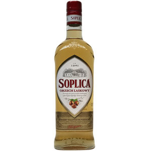 Vodka Soplica hazelnoot, 0,2 L, 30 % alk.