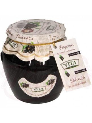 "Zwarte bessenjam ""Vita"", 670 g"