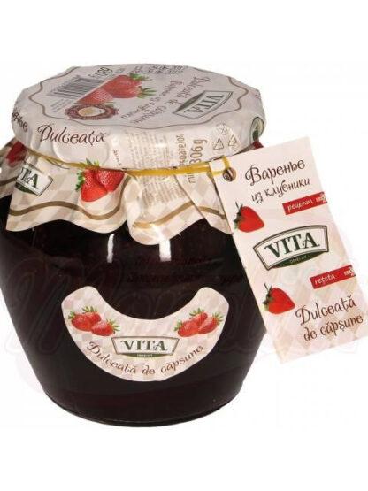 """Aardbeienjam """"Vita"""", 680 g"""
