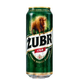 Bier Zubr, 0,5 L